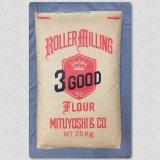 日東富士製粉 スリーグッド 25kg(旧第一製粉)