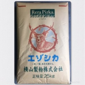 画像: 横山製粉 エゾシカ 25kg